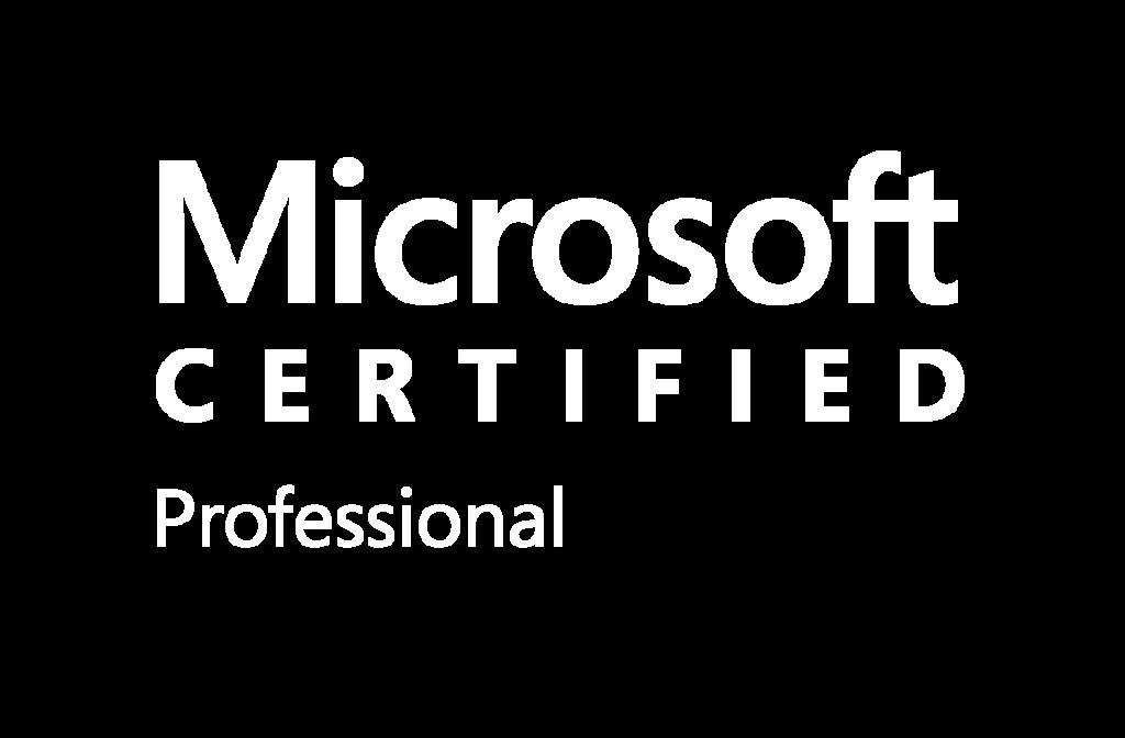 MS_Cert_Professional_logo_Wht_rgb